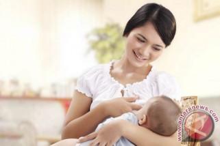 Dukungan suami suksesnya ibu menyusuai anaknya