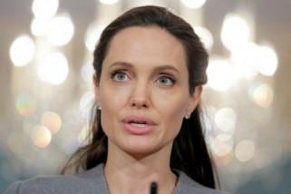 Angelina Jolie bersama NATO perangi kekerasan seksual