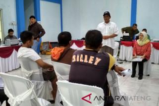 Nelayan Rembang antusias ikuti pendataan kapal