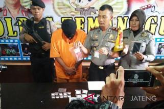 Polres Temanggung sita ratusan butir obat terlarang