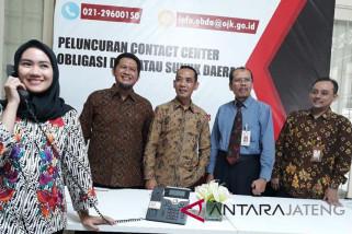 OJK luncurkan contact centre obligasi daerah