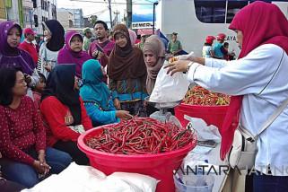 Harga cabai merah besar di Purwokerto merangkak naik