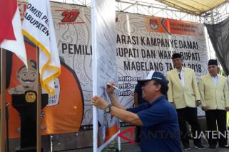 Bupati Magelang: Pilkada jangan bikin ASN terkotak-kotak