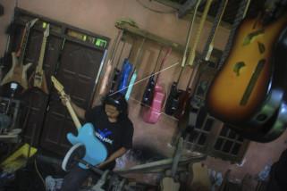 Perajin gitar