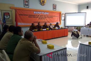 KPU tetapkan calon peserta Pilkada Banyumas