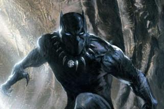 Film Black Panther menuai pujian, cetak rekor di box office