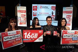 Smartfren hadirkan tiga pilihan voucher data internet