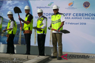 Layani arus mudik, terminal baru Bandara Ahmad Yani diverifikasi