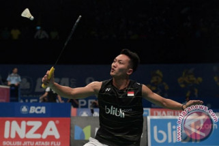 Indonesia taklukkan Filipina 5-0 di kejuaraan Beregu Asia