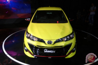 New Yaris dijual mulai dari Rp235 jutaan