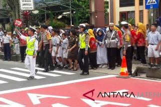 24 zona selamat sekolah dibuat di Temanggung