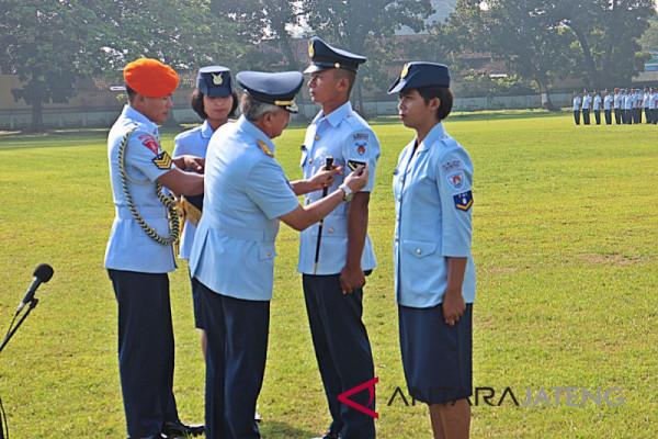439 bintara TNI AU dilantik di Solo