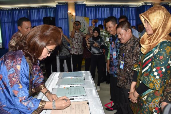 Pemkab Batang gandeng Kejari cegah korupsi di BUMD
