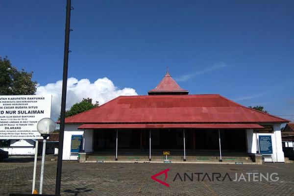 Melongok cagar budaya Masjid Nur Sulaiman Banyumas
