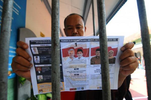 Sosialisasi pilkada Jawa Tengah