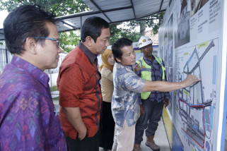 Wali kota Semarang awasi revitalisasi Kota Lama