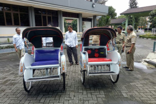 PLN Surakarta tunggu investor kembangkan becak listrik
