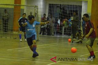 42 tim meriahkan Futsal Piala Wali Kota Semarang