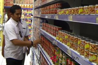 Satgas Pangan sidak produk ikan makarel bercacing