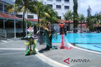 Peringati Hari Bumi, Hotel Sunan-ISI tampilkan kreasi busana karya