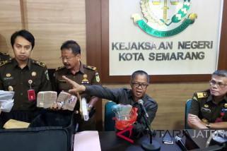 116 amplop bertuliskan penyuap diamankan Kejari Semarang