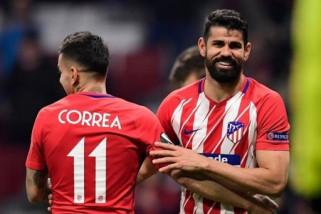 Atletico menang mudah 3-0 atas Levante