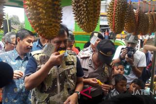 Pasar Raya Durian Purwosari dukung pariwisata