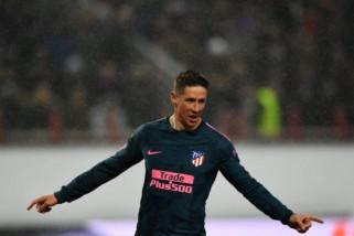 Bekuk Lokomotiv Moskow, Atletico lolos ke perempat final Liga Europa