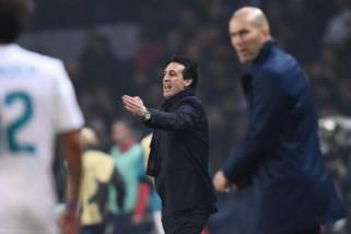 Bos Emery minta fans sabar, PSG gagal lagi di Liga Champions