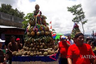 Festival durian sarana promosi wisata Desa Ngropoh
