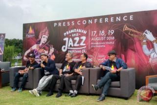 Promotor janji lebih memperhatikan manajemen waktu di Prambanan Jazz