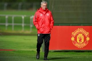 Jelang Derby, Mourinho hanya fokus MU peringkat kedua