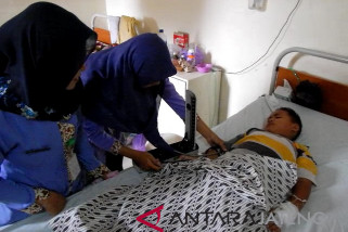 Korban keracunan nasi kotak capai ratusan orang