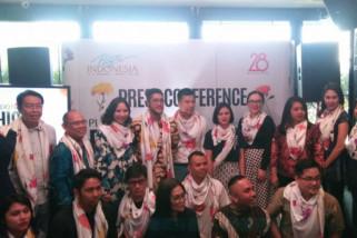 Perancang Indonesia hadirkan ragam kain tradisiojnal jadi koleksi kekinian