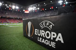 Ini hasil undian perempat final Liga Europa, Atletico lawan Sporting