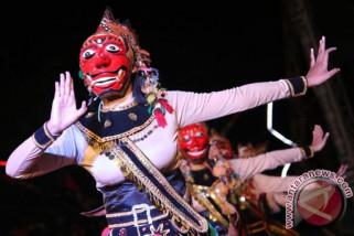 Tarian massal pelajar untuk mendongkrak budaya Kediri