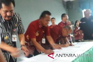 ASN Temanggung tandatangani pakta integritas netralitas pilkada
