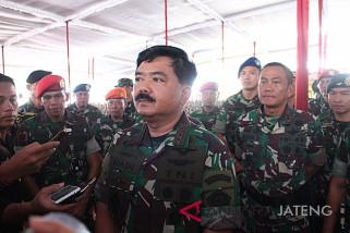 Panglima TNI janji tingkatkan kesejahteraan prajurit