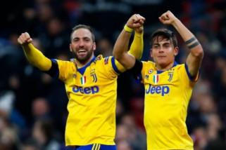 Usai Napoli ditahan Torino, Juve hampir pasti pertahankan scudetto
