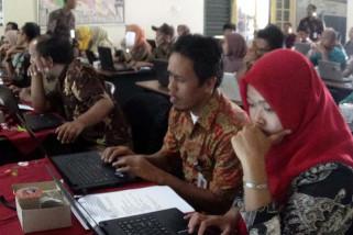 Perangkat desa di Banyumas dilatih tentang penatausahaan