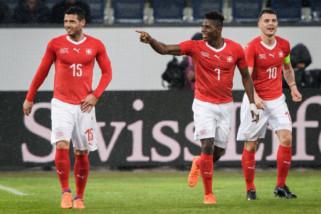 Laga persahabatan, Swiss pesta enam gol ke gawang Panama