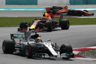 Hamilton tercepat pada kualifikasi GP F1 di Australia
