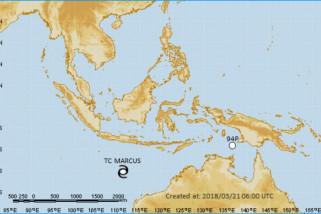 Tinggi gelombang Samudra Hindia selatan Jateng capai 6 meter