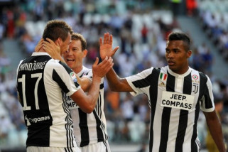 Penalti kontroversial, Juve lolos ke final Piala Italia lawan Milan