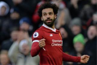 Mohamed Salah dinobatkan sebagai pemain terbaik versi PFA
