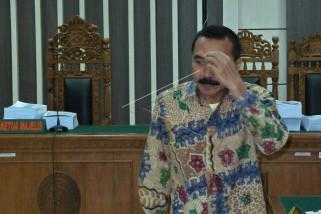 Sidang tuntutan korupsi pengadaan pupuk