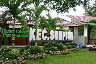 Taman Edukasi Pemerintahan lengkapi Kantor Camat Simpiuh