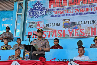 471 perenang ikuti Kejurnas Piala Kapolda Jateng