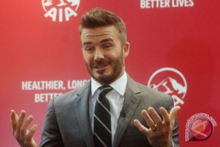 David Beckham lebih prioritaskan keluarga