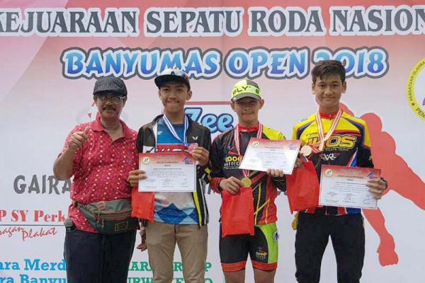 Kota Magelang raih sejumlah medali kejuaraan sepatu roda